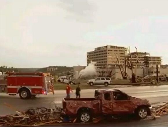 Džoplinas po tornado