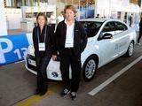 "Gamintojo nuotr./""Renault Fluence Z.E."" laimėjo ""Challenge Bibendum 2011"""
