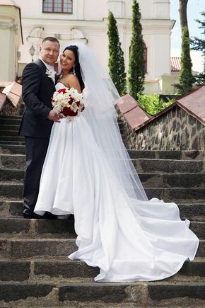 Olgos Polomarenko nuotr./Solveiga Žukienė su vyru