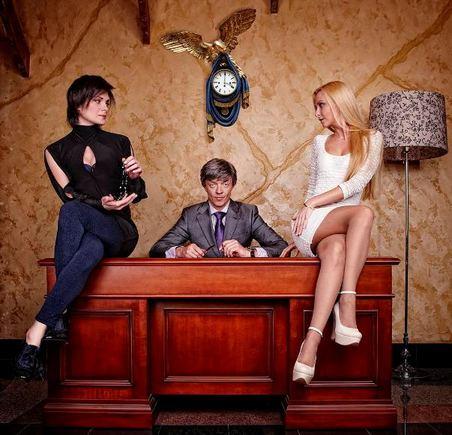 TV3 nuotr./ Iš kairės: Monika Bičiūnaitė, Ramūnas Rudokas ir Lina Bražinskaitė-Tupikovskienė