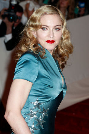 AOP nuotr./Madonna