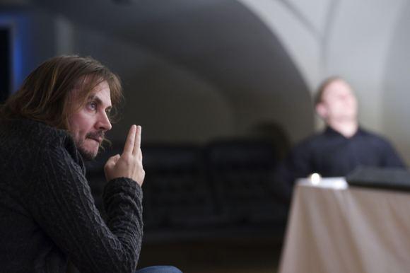 D.Matvejevo nuotr./Režisierius Oskaras Koraunovas