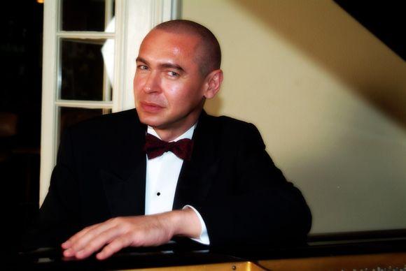 Pianistas Ivo Pogorelich