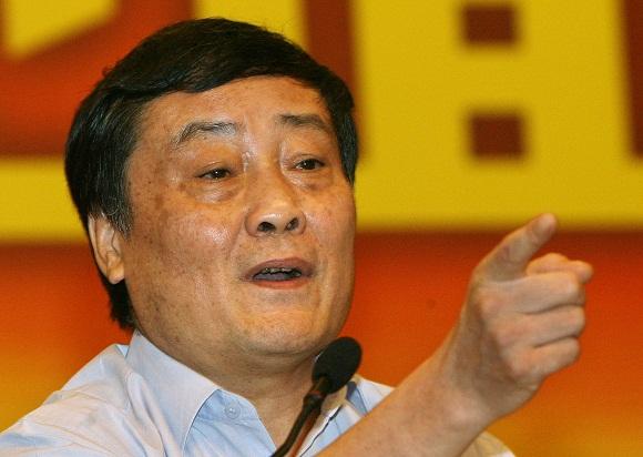 Kinijos milijardierius Zongas Qinghou