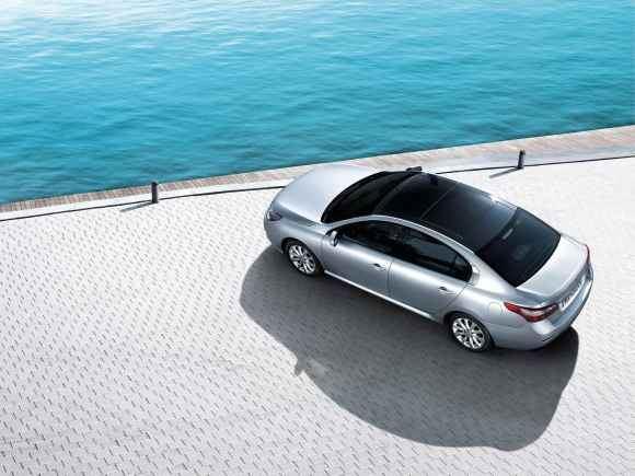 Gamintojo nuotr./Renault Latitude