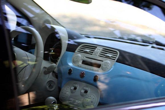 Andriaus Lauciaus nuotr./Fiat 500