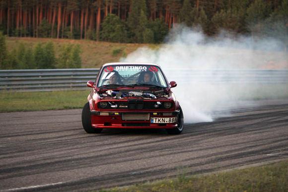 Andriaus Lauciaus nuotr./Andrius `lajus/BMW Fan