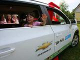 """Organizatorių nuotr./""""Chevrolet Orlando"""" SOS vaikų kaime"""