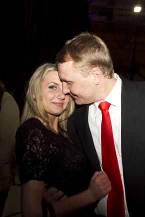 Viganto Ovadnevo nuotr./Andrius Šedžius ir Monika Kvietkutė