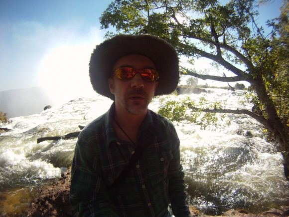 Asmeninio albumo nuotr./A.Mamontovo kelionės po Zambiją akimirka