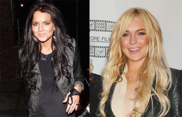AOP nuotr./Lindsay Lohan 2010 ir 2011-aisiais