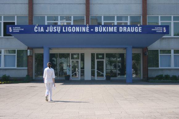Viešas santykių aiškinimasis tarp Klaipėdos universitetinės ligoninės ir Klaipėdos teritorinės ligonių kasos trunka jau ketverius metus.