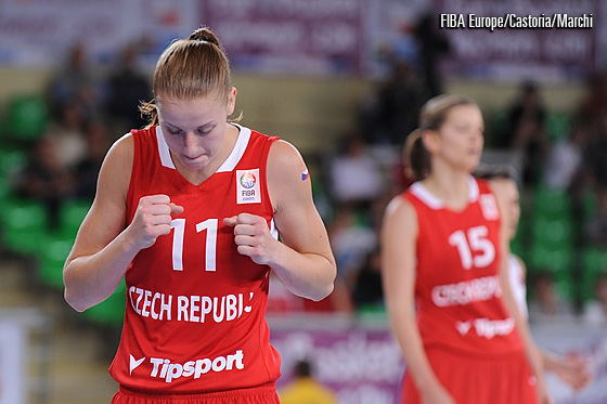 Čekijos krepšininkės užsitikrino vietą ketvirtfinalyje