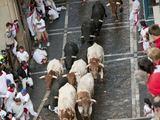 123rf.com/Per 100 metų festivalio bėgimuose su buliais žuvo 15 žmonių, sužeista - tūkstančiai.
