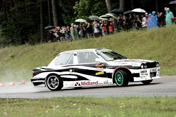 Andriaus Lauciaus nuotr./Janis Eglite, BMW 3