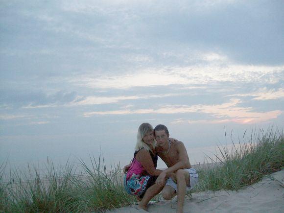 15min.lt skaitytojų nuotr./Bikini porelė: Evelina ir Aleksas