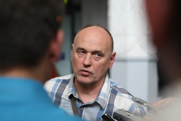 Treneris Algirdas Paulauskas