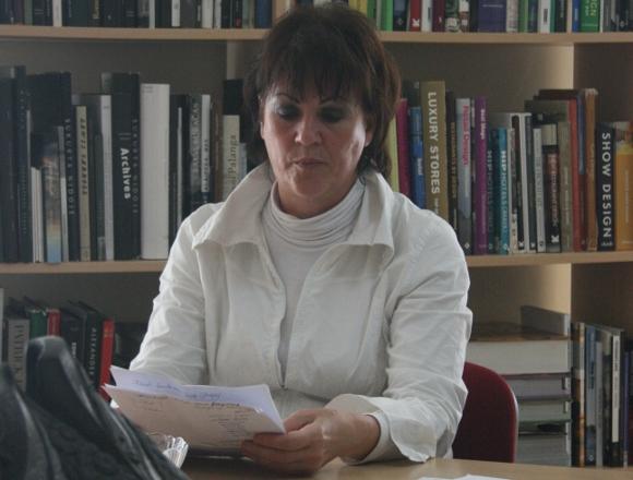 """""""Pėdink į Girulius 2010"""" iniciatorė Ingrida Giunter džiaugiasi, kad šiemet projektas išsiplėtė ir tampa tradicija."""