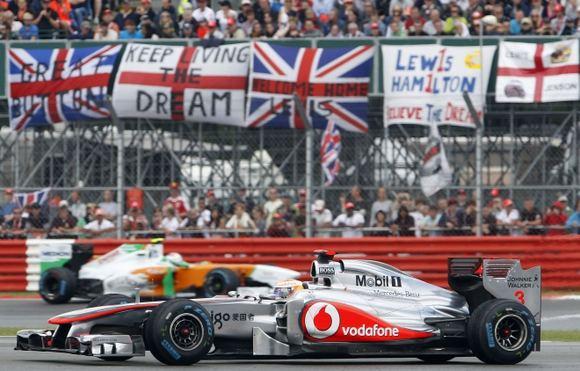 Reuters/Scanpix nuotr./Lewisas Hamiltonas, McLaren