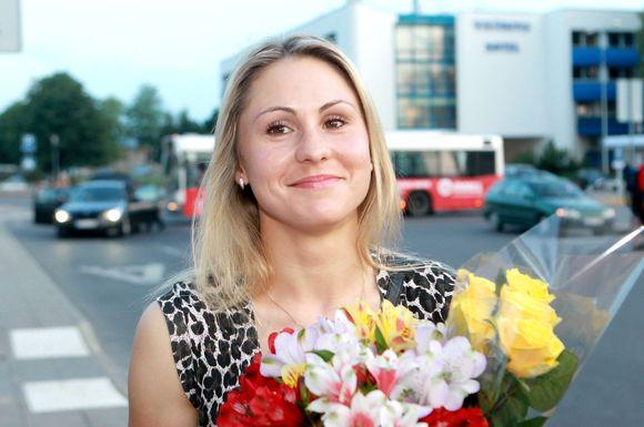 Penkiakovininkė Laura Asadauskaitė Europos čempionate užėmė penktą vietą.