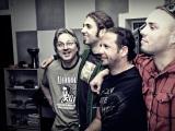 Vaidoto Digimo nuotr./Ia kairės: Romas Rainys, Vytis Vainilaitis, Feliksas Kutka, Paulius Jaskūnas