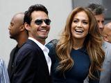 Reuters/Scanpix nuotr./Jennifer Lopez ir Marcas Anthony
