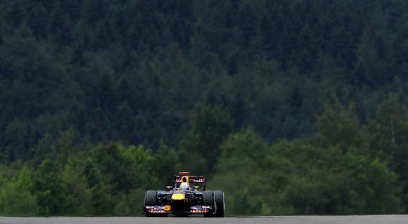 AFP/Scanpix nuotr./Sebastianas Vettelis, Red Bull Racing