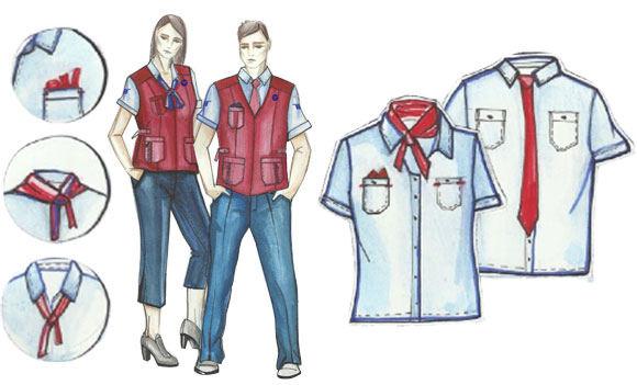 Tokiomis uniformomis ketinta aprengti troleibusų vairuotojus.