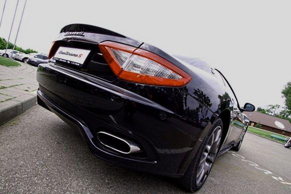 Pauliaus Sviklo/GAZAS.LT nuotr./Maserati GranTurismo S