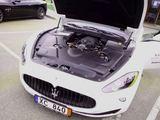 Pauliaus Sviklo/GAZAS.LT nuotr./Maserati GranCabrio