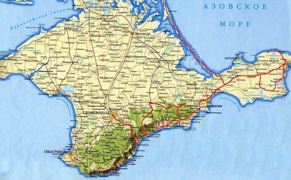 Pauliaus Naujalio nuotr. /Žemėlapis