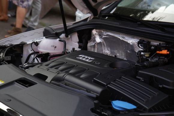 Pauliaus Sviklo/GAZAS.LT nuotr./Audi Q3 pristatymas