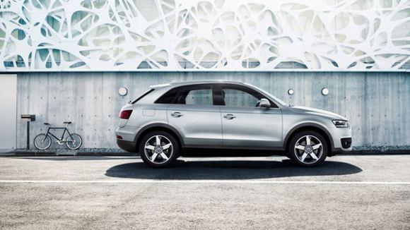 Gamintojo nuotr./Audi Q3