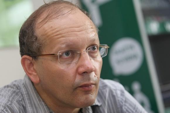 Juliaus Kalinsko/15 minučių nuotr./Psichologas Olegas Lapinas