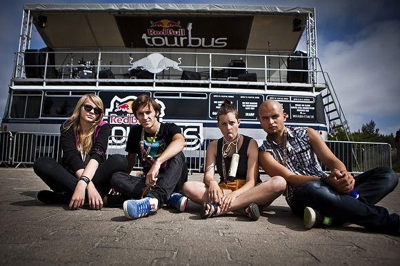 Red Bull Tourbus organizatorių nuotr./Gold Lion