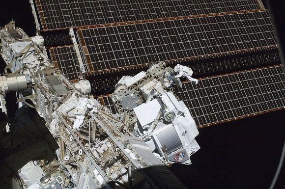Reuters/Scanpix nuotr./Tarptautinė kosminė stotis