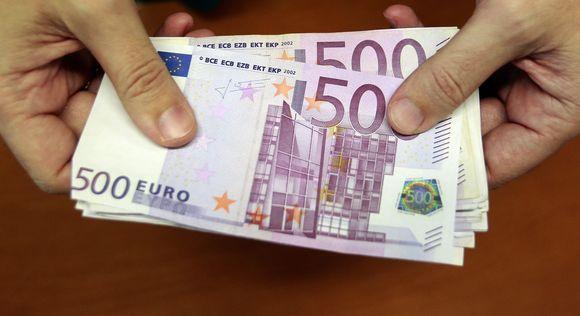 Krizė euro zonoje