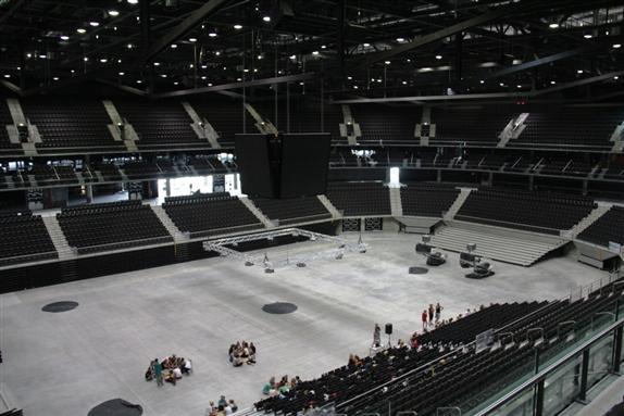 Kauno miesto savivaldybės nuotr./Zalgirio arena