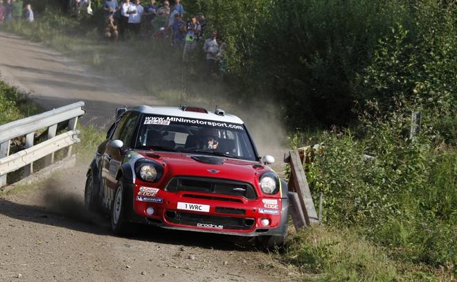 MINI WRC komanda