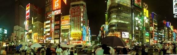 sxc.hu nuotr./Tokijas naktį