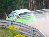 "Komandos nuotr./""Ford Fiesta R2"" – Lietuvoje nematytas ralio automobilis"