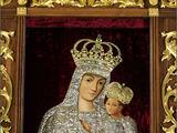 Vytauto Kondroto/panevezys.lcn.lt nuotr./Krekenavos Dievo Motina su Kūdikiu