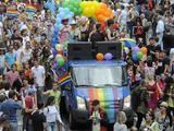AFP/Scanpix nuotr./Gėjų paradas Prahoje
