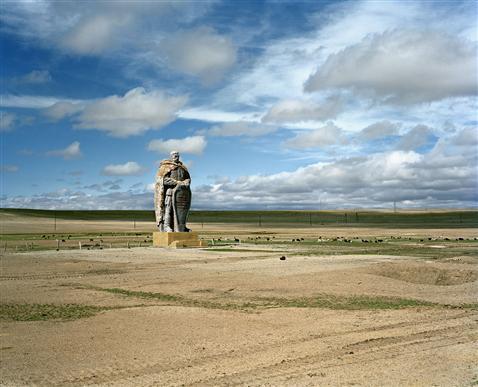 Festivalio dalyvio Erico Lusito nuotr. /Sovietų imperijos pėdsakai. Mongolija