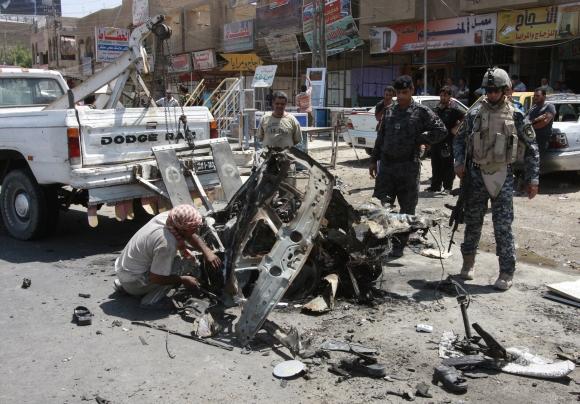 Irake žuvo 66 žmonės
