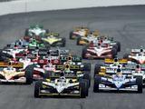 AFP/Scanpix nuotr./Indycar lenktynės Naujajame Hempayre