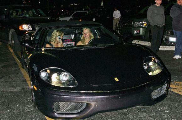 """Bulls nuotr./""""Ferrari 360 Spider"""""""