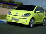 """Gamintojo nuotr./Elektra varomas """"Volkswagen Up!"""""""