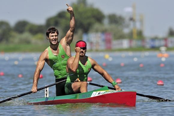Raimundas Labuckas (dešinėje) ir Tomas Gadeikis