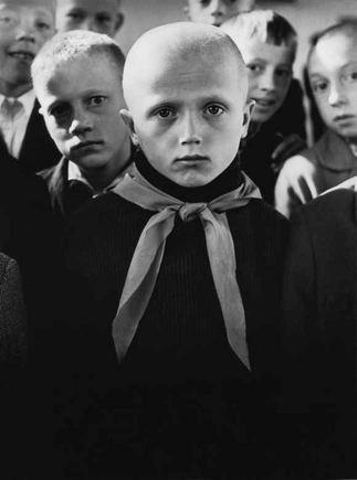 Antano Sutkaus nuotr./Pionierius. Ignalina, 1964 m.